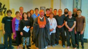Curso de introduccion al budismo zen, dojo buenos aires