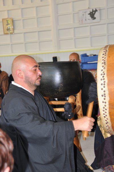 Toshiro Templo Yujo Nyusanji del Maestro Kosen