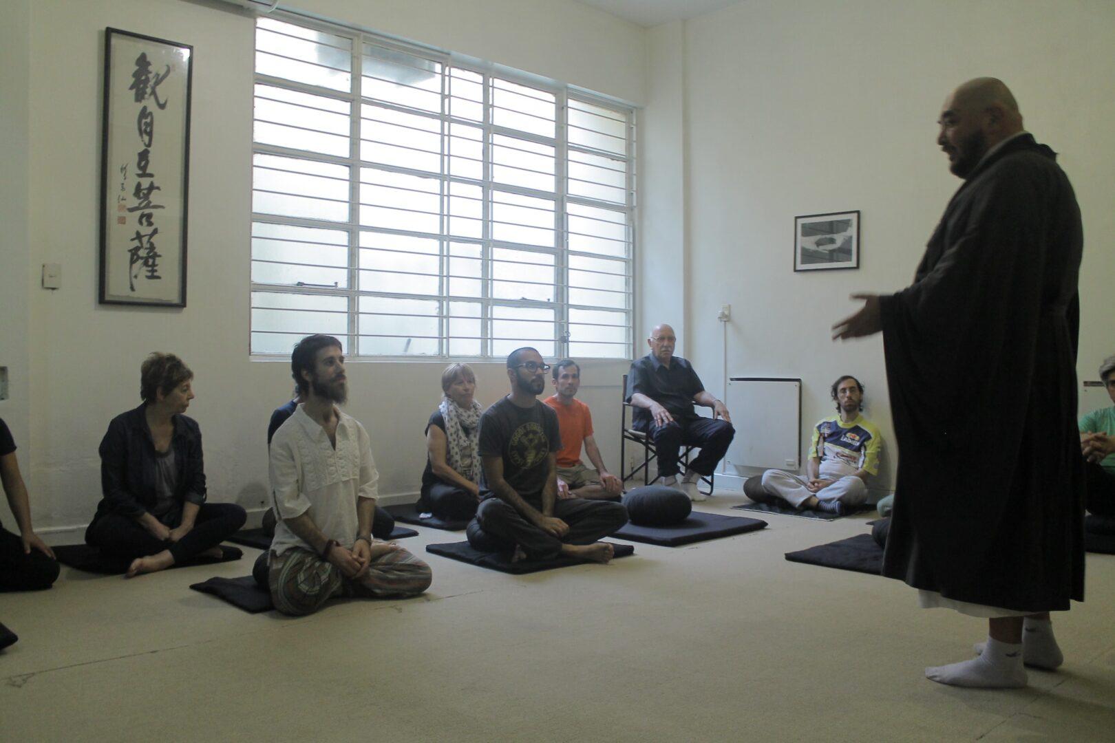 Curso de Introducción al Budismo Zen