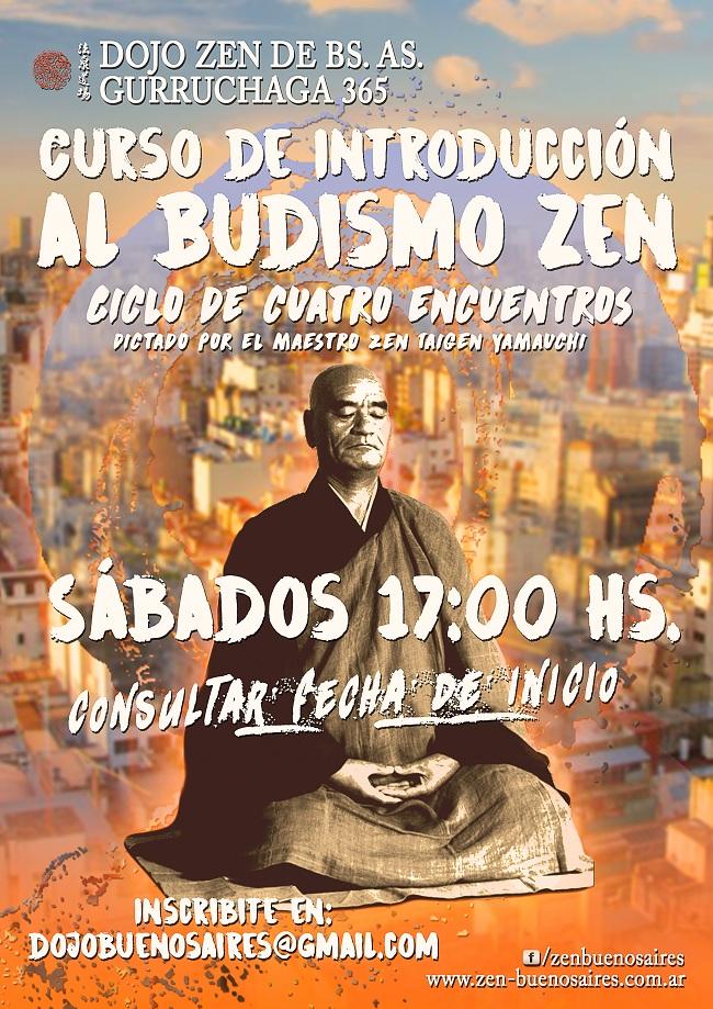 Curso de introduccion al budismo zen