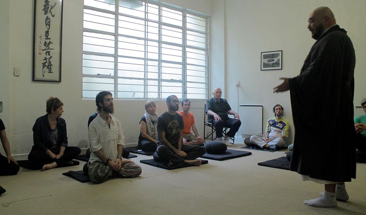 Primer curso de Introducción al Budismo Zen del año 2019
